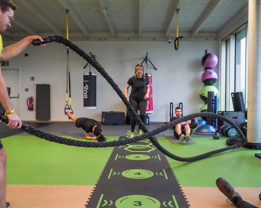 Functioneel trainen met FunXtion